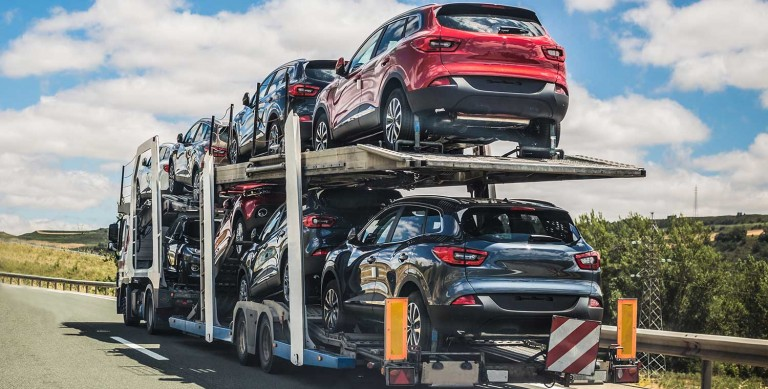 Luxury Car Transport Europe